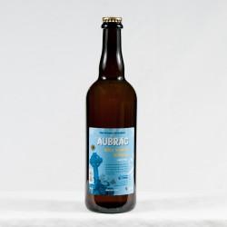 Bière de l'Aubrac Blanche 75cl