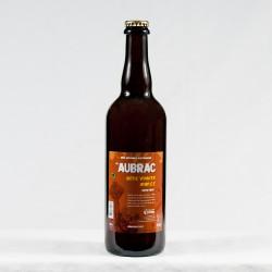 Bière de l'Aubrac Ambrée 75cl