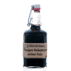Vinaigre balsamique arome noix 25 cl