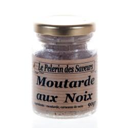 Moutarde arôme noix 90g