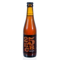 Bière 25ECB goût unique 33cl