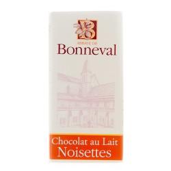 Tablette Lait Noisettes Grillées 100g