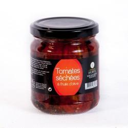 Tomates séchées à l'huile d'olive 200g