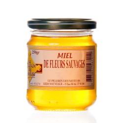 Miel de fleurs sauvages 250g