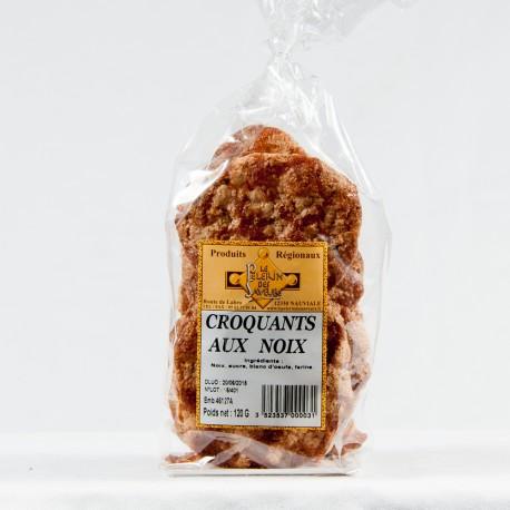 Croquants aux noix 120g