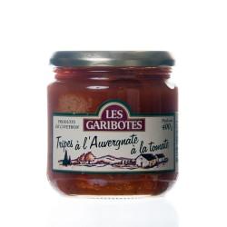 """Tripes à l'Auvergnate à la tomate """"garibotes"""""""