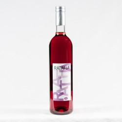 """Ratafia rosé 75 cl """"cave valady"""""""