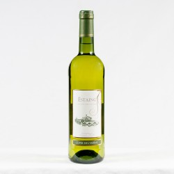 Vin d'Estaing blanc -75 cl