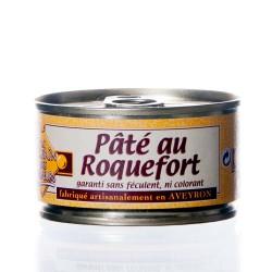 """Pâté au roquefort 130g """"Pélérin des saveurs"""""""