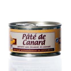 pâté de canard 130g Pélérin des saveurs
