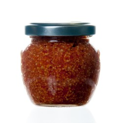 Moutarde au piment d'espelette 90g