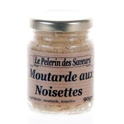 Moutarde aux noisettes 90g