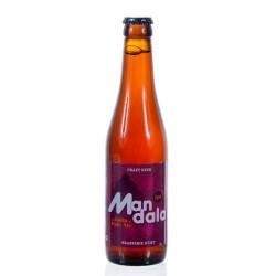 Bière Mandala amére Blonde 33cl