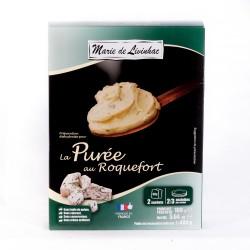 """Purée au roquefort 2/3 parts """"Marie de Livinhac"""""""