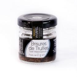 Brisures de truffes noires Périgord 12g