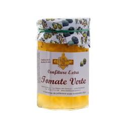 confiture de tomate verte 370g