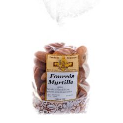 Fourrés aux myrtilles 180g