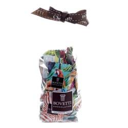 Sachet chocolats noir et lait 200g