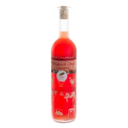 Partie de campagne Fruits rouges 11,5% 75 CL