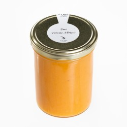 Compote pomme abricot 400g