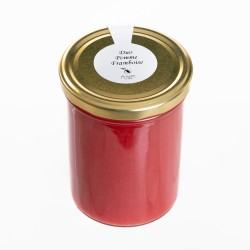Compote pomme framboise 400g