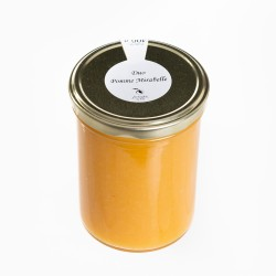 Compote pomme mirabelle 400g