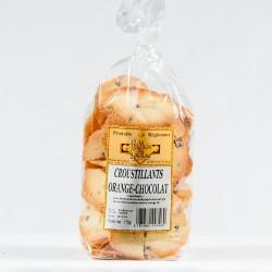 Croustillant orange chocolat 175g