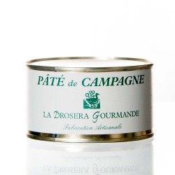 "Paté de campagne 190g  ""drosera"""