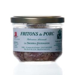 "Friton de porc 180g ""drosera"""