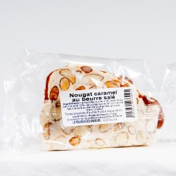 Tarte de nougat au caramel 110g