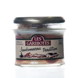 """Jambonneau tradition  200g """"garibotes"""""""