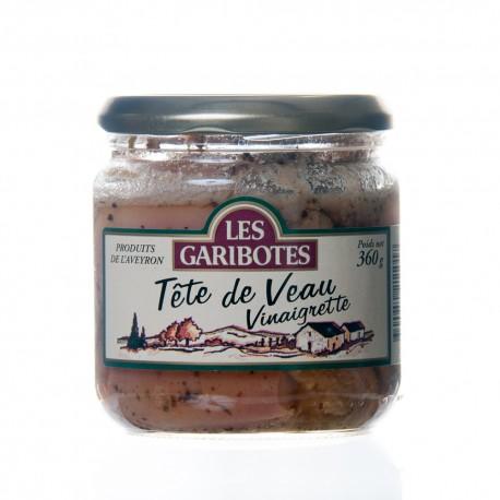 """Tête de veau vinaigrette 360G """"garibotes"""""""