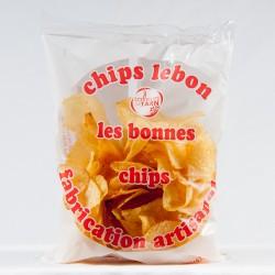 Chips artisanal 125 g
