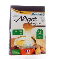 """L'aligot des Monts d'Auvergne  2P """"secrets des saveurs"""""""