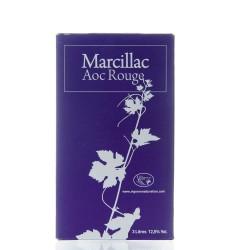 Vin de Marcillac rouge bib 3 litres